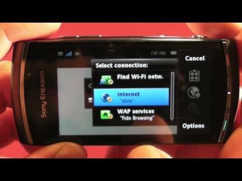 Sony Ericsson Vivaz Pro - Cellphone Review