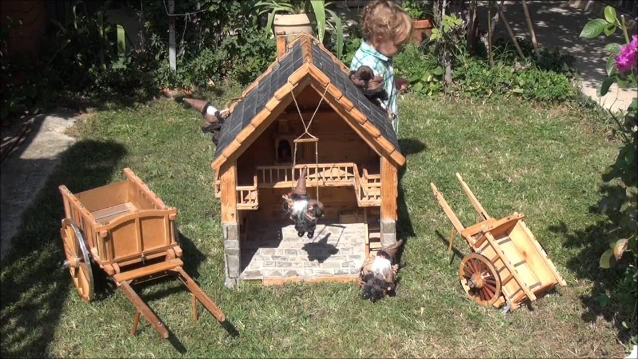Casas de madera y piedra youtube - Casa de madera y piedra ...