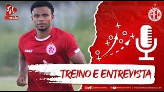 TREINO E ENTREVISTA | EDIMAR | 11/08/2020