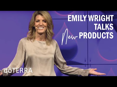 Emily Wright Announces New DoTERRA Products!