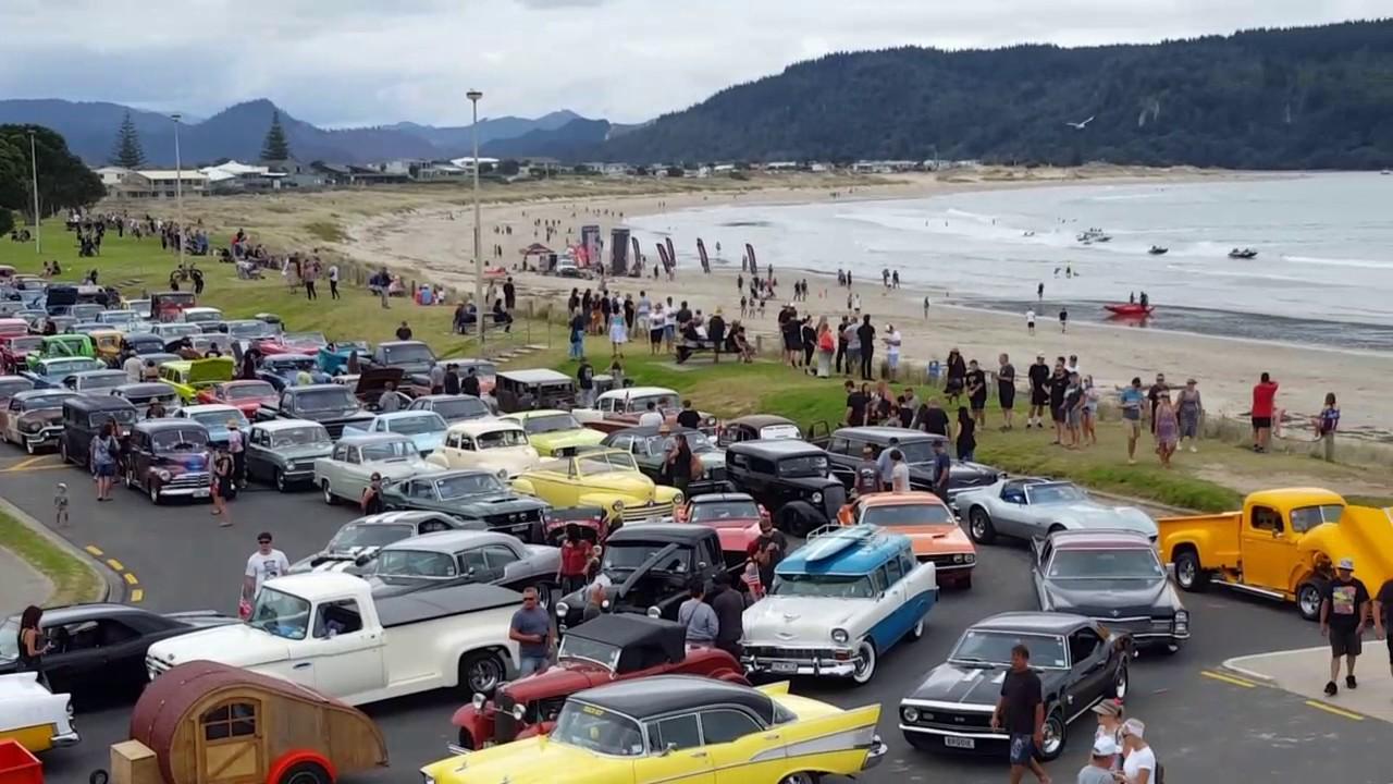 Whangamata - New Zealand - YouTube