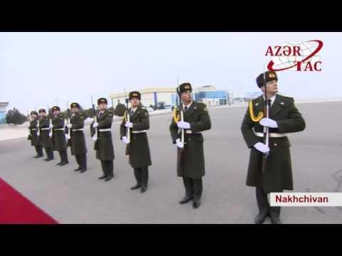 President Ilham Aliyev ended his visit to Nakhchivan Autonomous Republic