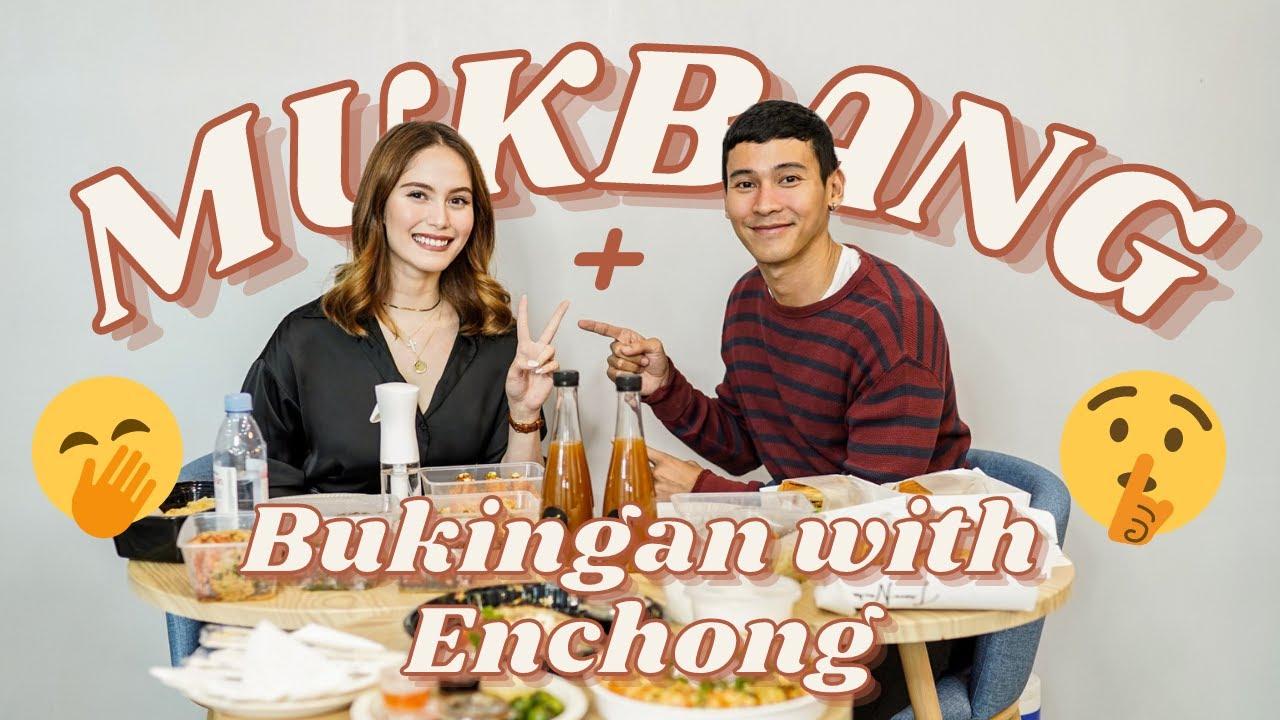 MUKBANG + BUKINGAN with ENCHONG DEE   Jessy Mendiola