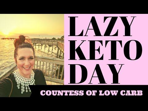 lazy-keto-?-what-i-eat-in-a-day-on-keto-at-the-beach