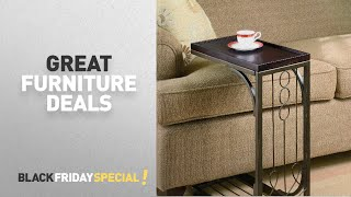 Black Friday Furniture Deals By Coaster Home Furnishings // Amazon Black Friday Countdown