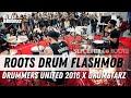 Поздравос перфоманс с ДР Владимира Зиновьева Stigmata на барабанном фесте Drummers United mp3