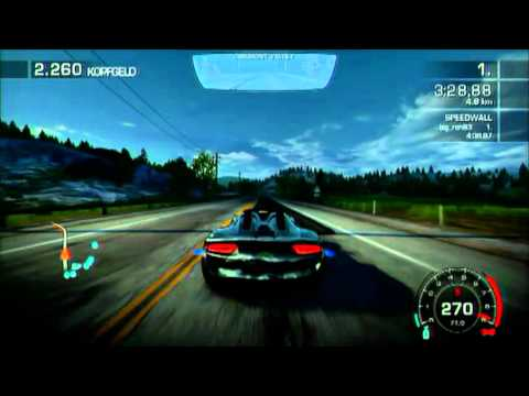 Need For Speed Hot Pursuit 2010 - Part 1: Grand Ocean Coast [Racer]