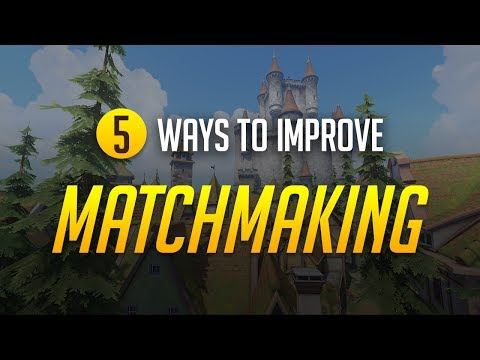 mmr/ sr matchmaking