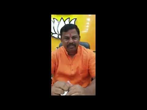 Raja Singh Arrested In Amberpet |  Masjid Case Of Amberpet ! Raja Singh Massage