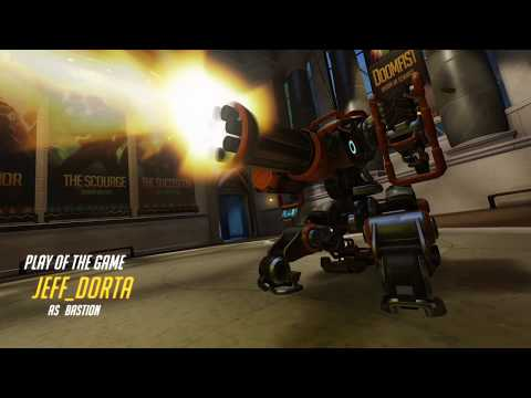 Overwatch - Charge! Trophy
