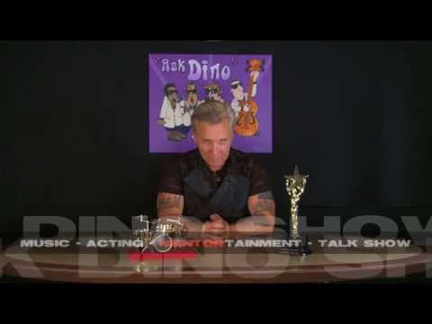 """ASK DINO SHOW"" HALL OF FAME- GRAMMY-EMMY-FENDER RHODES PROMO"