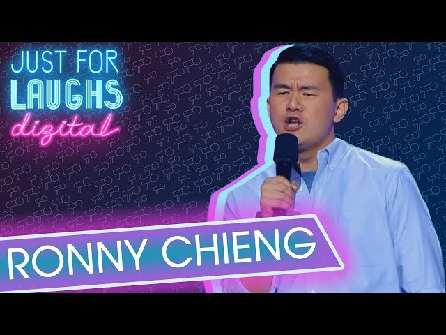 Ronny Chieng - Youre Not Important Enough For Facebook