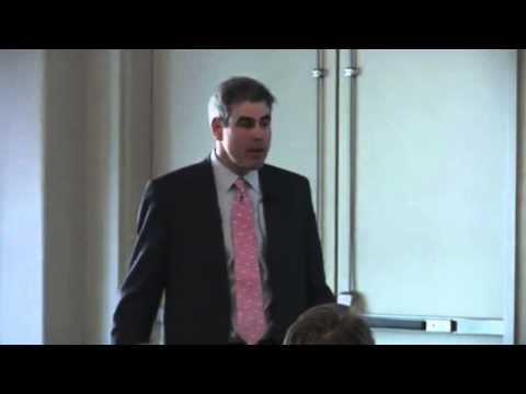 Jonathan Haidt lecture on morality at Stanford