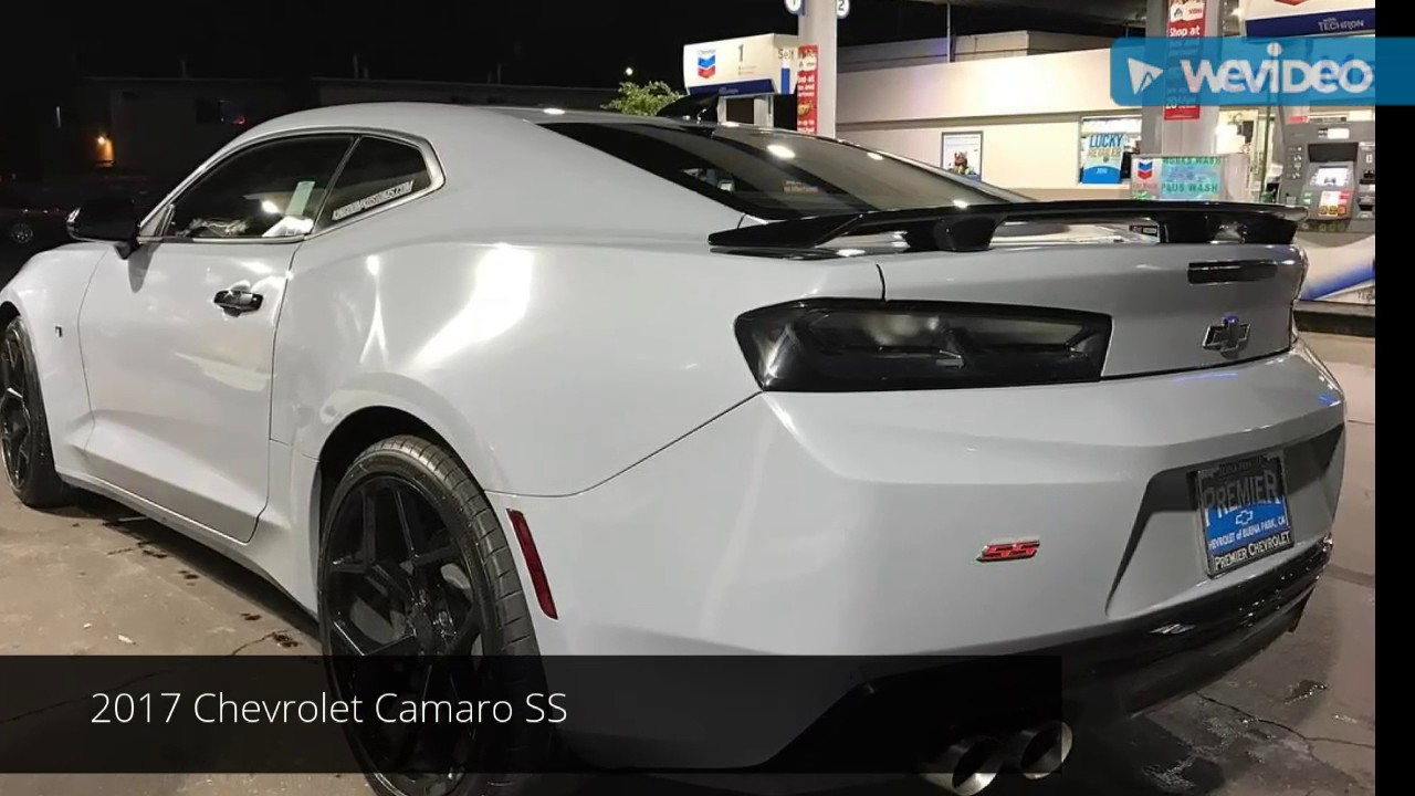 2017 Chevrolet Camaro SS vs 2008 Chevrolet Corvette C6 Z06 ...