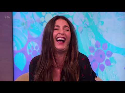 Gok and Lisa Snowdon in friendly rivalry  22nd March 2018