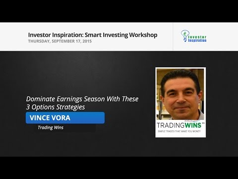 Dominate Earnings Season With These 3 Options Strategies | Vince Vora