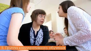5. Группа кооперативного обучения(тренинг)