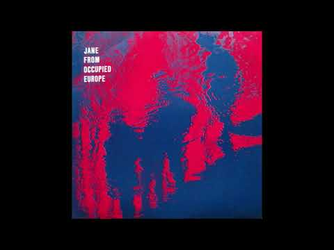 JANE FROM OCCUPIED EUROPE - OCEAN RUN DRY