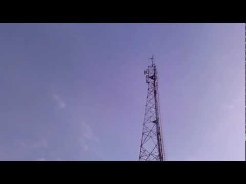 Skystream 3.7 installed on Telecom Site in Rajasthan