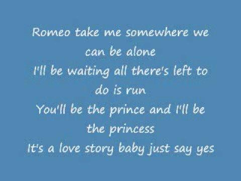Love Story full lyrics