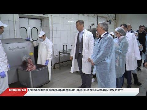 Вячеслав Битаров посетил Моздокский район