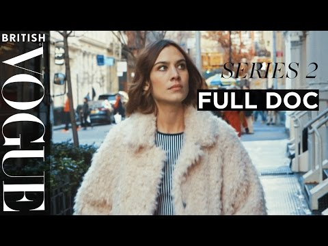 The Future of Fashion with Alexa Chung in New York  Full Series Two  British Vogue