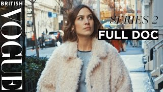 The Future of Fashion with Alexa Chung in New York | Full Series Two | British Vogue Video