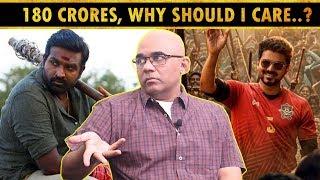 I think Vijay Sethupathi is signing everything…!!! | Film Critic Baradwaj Rangan Interview