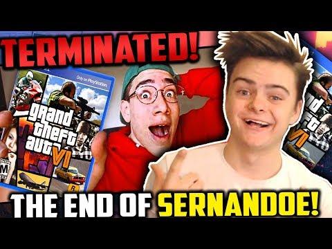 Sernandoe's Channel Got TERMINATED! (GTA 6 Clickbait Is Over)