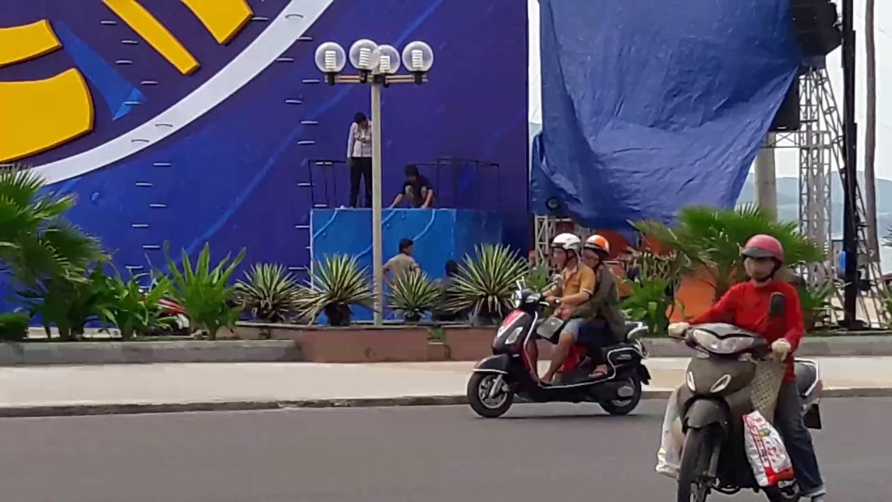 Вьетнам Нячанг 2016 май 27.Как переходить дорогу?