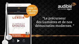 Miracle Spinoza sur Audible - Livre Audio