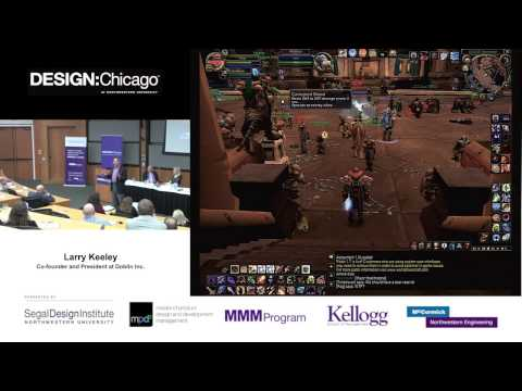 Design:Chicago 2015: Larry Keeley