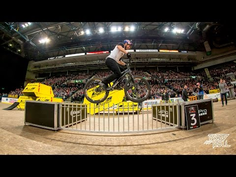 Danny MacAskill Rides The Sheffield Indoor World Trial - GoPro