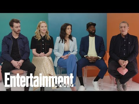 ''68 Whiskey'' Cast & Creators Describe The Show As ''Mash For The 21st Century'' | Entertainment Weekly