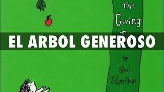 El Árbol Generoso Por Shel Silverstein -  Libro Leido en YouTube