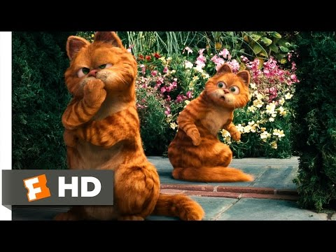 Garfield: A Tail of Two Kitties (4/5) Movie CLIP - Royal Copycat (2006) HD thumbnail