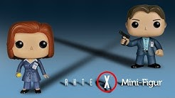 Scully & Mulder: Akte X Mini-Figuren
