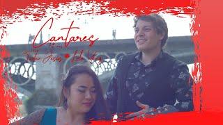Tadeo Jesús ft. Lola Yang - Cantares (Peteneras) junto al puente de Triana
