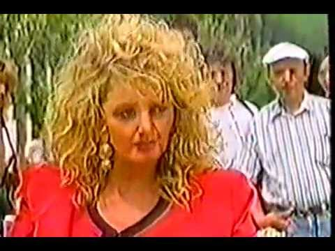Bonnie Tyler - Interview & Where were you? - Garden party 1991
