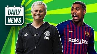 BREAKING: Jose Mourinho SACKED by Manchester United + PSG punish Rabiot ► Onefootball Daily News