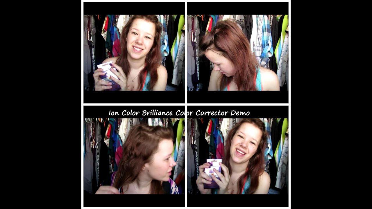 Ion Hair Color Remover Ion Haircolor