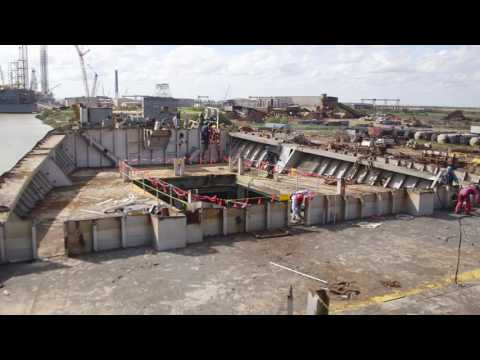 All Star Metals - Ship Recycling Facility - Brownsville, TX