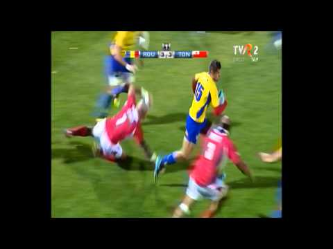 Tonga pick the wrong player to kick to