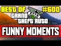 BEST OF!' - GTA 5 Funny Moments #600 with Vikkstar