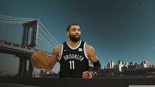 """Kyrie Irving Mix- """"Enemies"""" Post Malone ft. Dababy (NETS HYPE)"""