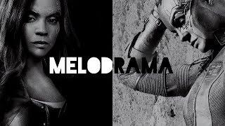 Melodrama / Gamora & Nebula
