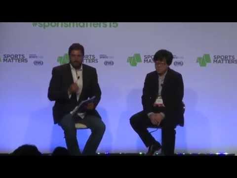 China, coming of age - LeTV at Sports Matters 2015 (Part 1)