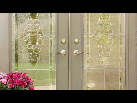 Beautiful Front Doors With Glass And Custom Home Windows By Provia
