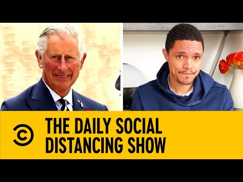 Prince Charles Tests Positive For Coronavirus   The Daily Show With Trevor Noah
