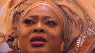 Beautiful Ayo Adesanya In Tears Holds Thanksgiving Service To Mark 50th Birthday